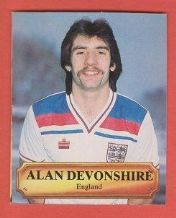 England Alan Devonshire West Ham United